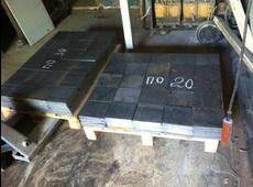 Рубка карт ст3сп5 5×180×200 мм (19800 шт.) гильотиной