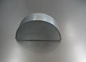 Заглушка для желоба водосточной системы Wincraft из оцинкованной стали без покрытия (светло-серый цвет цинкового слоя)