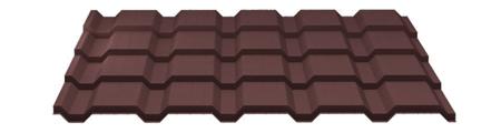 металлочерепица каскад